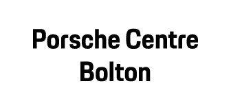 Porsche Centre Bolton Logo 336x160 Px Nocrest Black