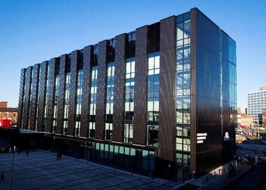 UCLan EIC Preston Campus 2020 21